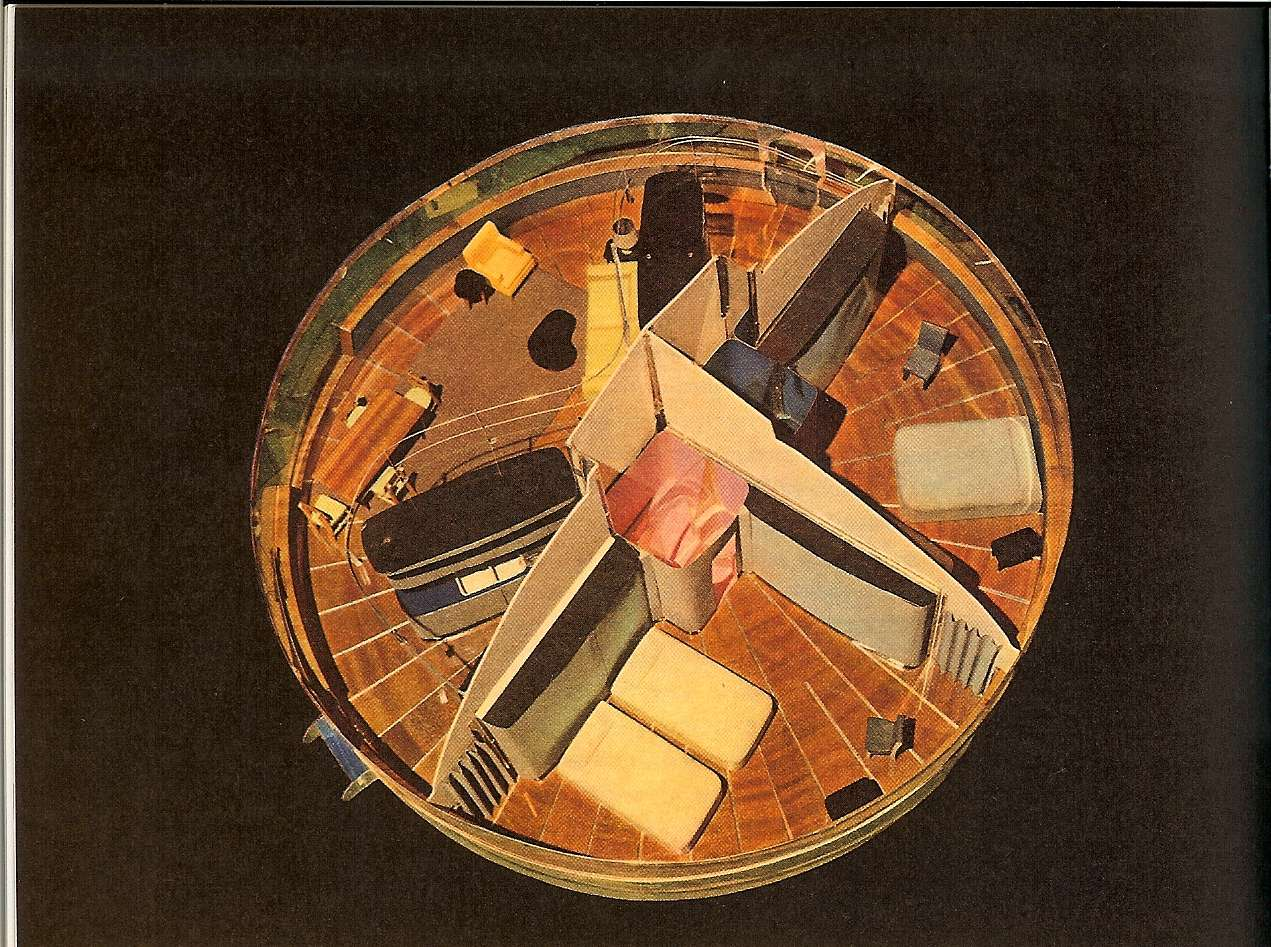 Round houses oceanic scales for Dymaxion house plans